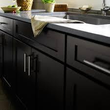 black kitchen cabinet hardware ideas black cabinet hardware houzz