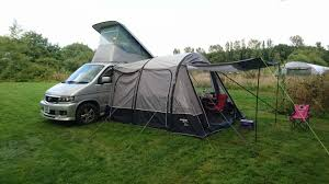 Vw T5 Awning Rail Vw T5 Tent System Instead Of Awning Page 1 Tents Caravans
