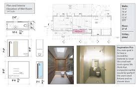 the wet room lorraine u0027s home designbuildbluff