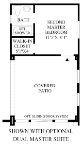 dual master bedroom floor plans regency at damonte ranch woodridge collection the wakefield
