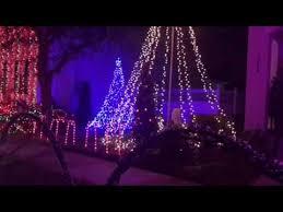 celebration fl christmas lights lights on jeater bend celebration fl youtube