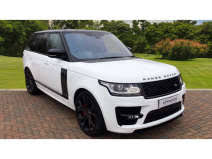 White Range Rover With Red Interior Used Land Rover Cars For Sale Land Rover Used Cars Farnell