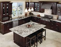 Master Brand Cabinets Inc by Espresso Kitchen Cabinets Kitchen With None Beeyoutifullife Com