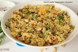 seeraga samba rice in usa chettinad vegetable biryani tamil nadu special