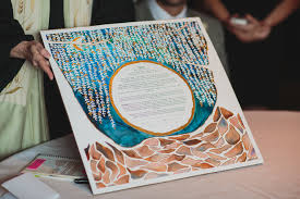 Ketubahs The Do It Yourself Ketubah Jewish Wedding Blogjewish Wedding Blog