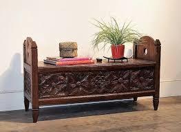 bali style coffee table carved indonesian wedding chest coffee table gado gado l bali