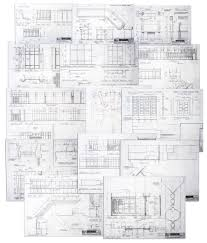 Set Design Floor Plan Lot Detail U0027 U0027battlestar Galactica U0027 U0027 Set Design Blueprints 14