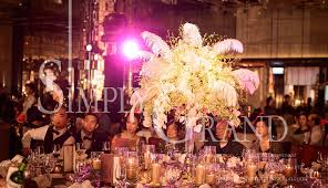great gatsby centerpieces great gatsby