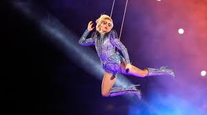 thanksgiving halftime show super bowl halftime show lady gaga flew during time com