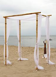 wedding arches bamboo wedding rentals florida kents