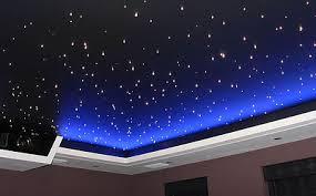 Fiber Optic Lighting Ceiling Fiber Optic Light Stretch Ceilings In Dubai Sky Ceilings
