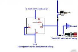 oooga horn wiring diagram car horn diagram horn installation