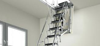 automatic attic ladder automatic small attic stairs automatic