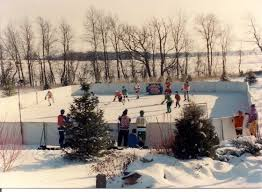 How To Make A Ice Rink In Your Backyard Backyard Ice Rinks Build A Home Ice Rink And Bring On The Hockey
