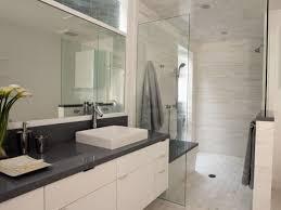 hgtv bathroom ideas photos light airy contemporary bathroom christopher grubb hgtv