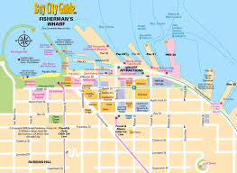 San Francisco Tram Map by Where Is San Francisco California Location Map Of San Francisco