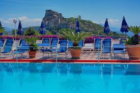 Ischia Italy Map by 3 Star Hotel Ischia Ponte Hotel Parco Cartaromana Official Site
