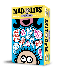 Halloween Mad Libs Printable Free by Mad Libs The Game Board Games Amazon Canada