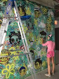 3d Hole Murals 3d Cake Image Artists World Trade Gallery