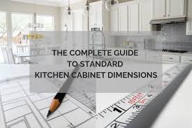 standard kitchen cabinet height الويب تسييل طبخ الوجبة standard kitchen cabinet height