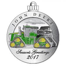 deere ornaments sleds more rungreen