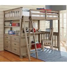 Bunk Bed Futon Desk Bunk Beds Cymax Stores