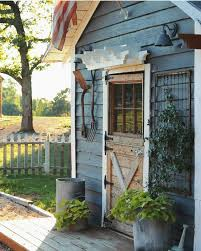 10 ideas to style your garden shed gardens galvanized planters