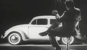 volkswagen beetle tv commercial circa 1962 volkswagen italian