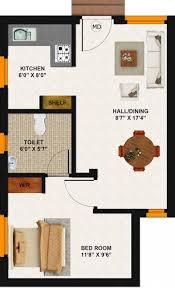 450 sq ft 1 bhk 1t apartment for sale in annai avantika
