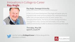 Conceptualize Innovations In College To Career Ray Angle On Vimeo