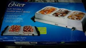 Oster Buffet Warmer by Oster Ckstbstw00 Buffet Server Warming Tray Stainless Steel