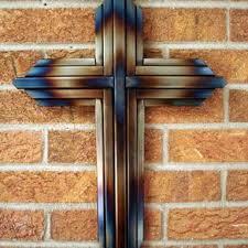 metal crosses handmade metal crosses by braddee metal works design custommade
