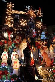 the elaborate christmas lights of dyker heights brooklyn photos