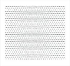 printable isometric paper a4 printable isometric paper isometric graph paper free download
