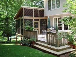 outdoor screen room ideas screened porch privacy lattice sunroom additions back porches