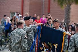Army Ranger Flag 1st Battalion 75th Ranger Regiment Earns Presidential Unit
