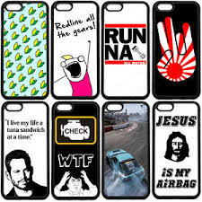 Phone Case Meme - jdm rubber phone case for iphone galaxy rx7 dift nissan d1