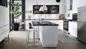 black and white kitchen cabinets designs what ikea knows about the black kitchen trend that you don