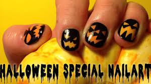 pumpkin nail art tutorial image collections nail art designs
