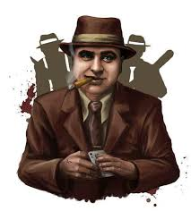 Al Capone Coloring Pages Baby Al Capone This Thing Of Ours