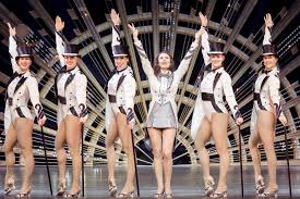 the rockettes show with derek hough isn t so spectacular