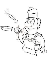 royalty free cook clip art occupations clipart