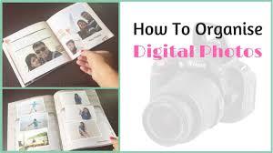 Making Photo Albums How To Organize Digital Photos On Pc Making Photo Albums Youtube
