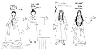 east clothing women s east asian clothes tutorial by kinnohitsuji on deviantart