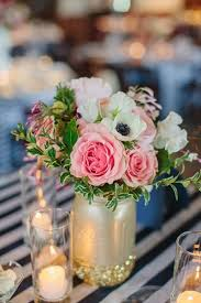 Mason Jar Centerpieces Wedding by 214 Best I Do Images On Pinterest Marriage Flowers And Mason