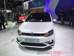 volkswagen polo headlights modified new vw polo tsi sport and polo gt tdi sport launched in india
