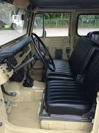 Toyota Pickup Bench Seat Toyota Land Cruiser Fj40 Land Cruiser Toyota And Toyota Land
