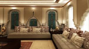 Moroccan Home Decor Villa At Four Seasons Dining Room Surripui Net