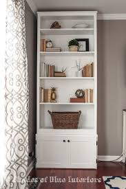 How To Make A Dollhouse Out Of A Bookcase How To Convert Bookcases Into Built Ins