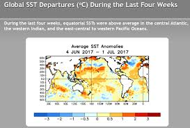 Asia And South Pacific Map by Synoptic Discussion June 2017 State Of The Climate National